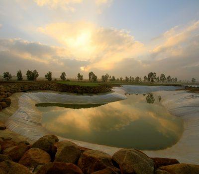 Lake on Hole 8