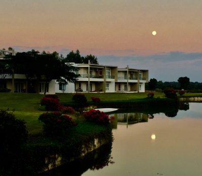 Moonrise at Zion Hills
