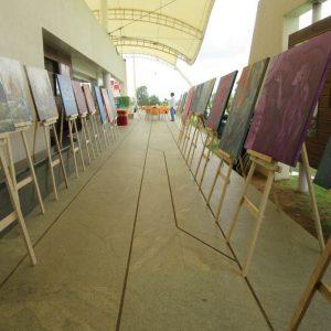 Art Show at Zion Hills