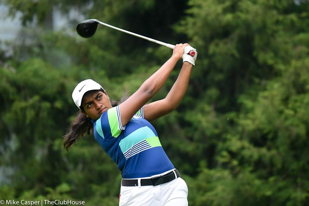 Asmitha Sathish Places 8th At The Malayasian Ladies Amateur Open Championship 2019